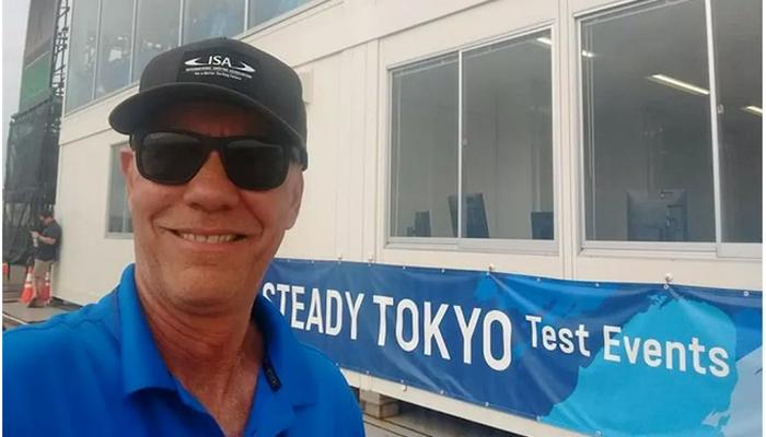 Conheça o brasileiro escolhido como diretor de provas na estreia do surf nas Olimpíadas