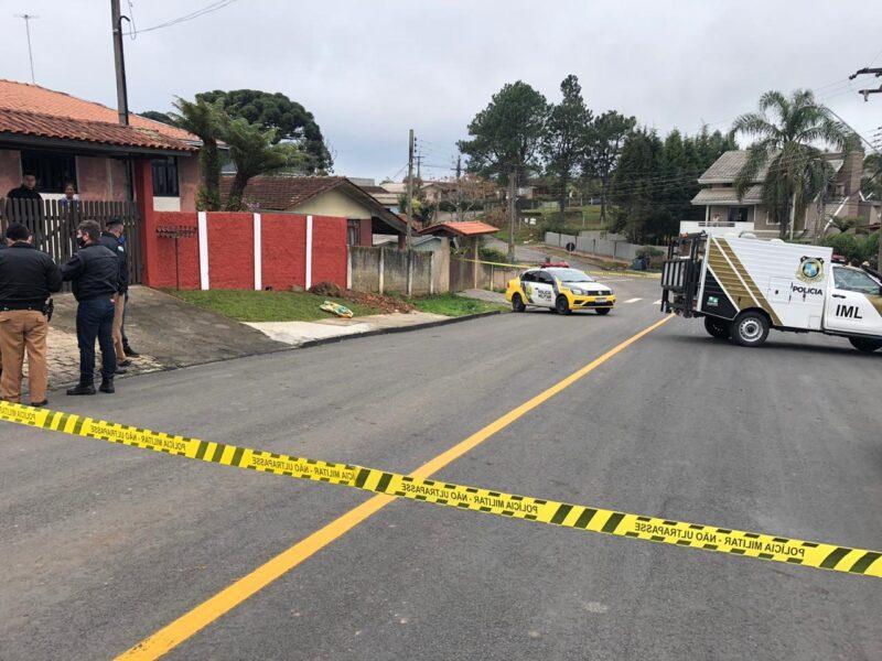 Cabeça de homem é encontrada em bairro nobre de Campo Largo