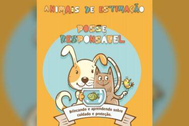 RIC Record TV lança cartilha sobre posse responsável de animais em Londrina