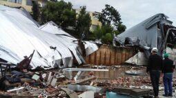Ciclone bomba em Santa Catarina já deixou seis mortos
