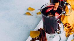 Como fazer quentão de vinho | Receita junina fácil e rápida