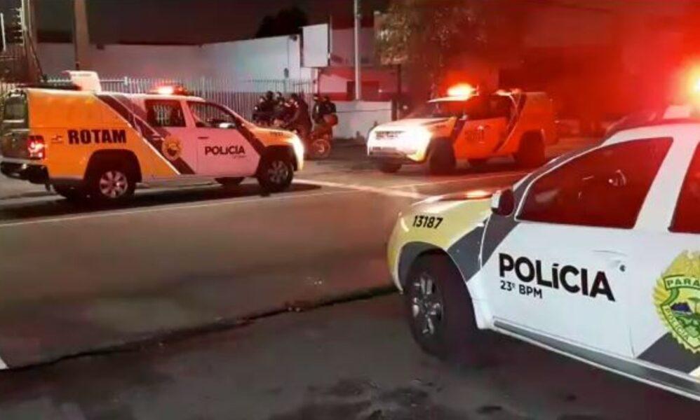Suspeito morre em confronto com a Polícia Militar no Xaxim, em Curitiba