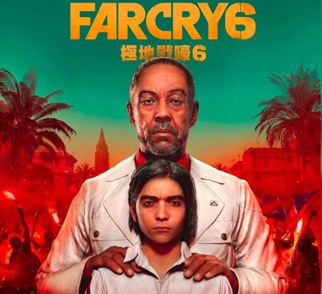 Far Cry 6 aparece na Playstore e capa mostra ator de Breaking Bad