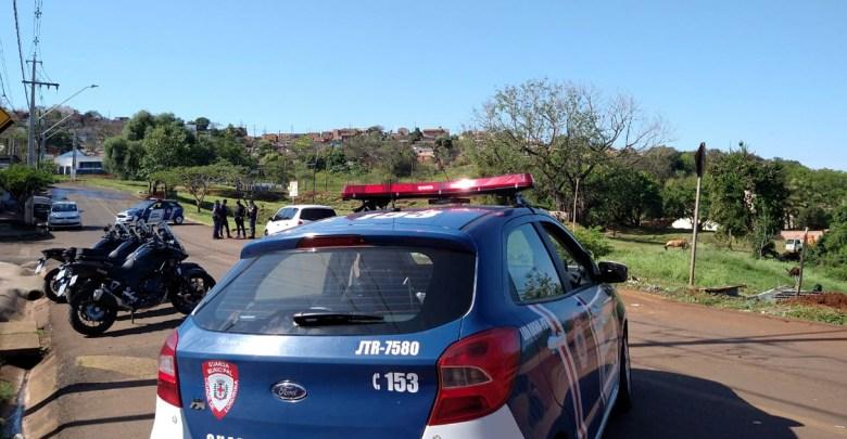 Defesa Social impede ocupação irregular em área pública de Londrina