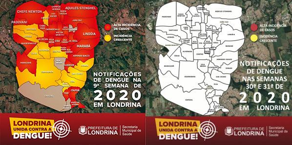 dengue londrina