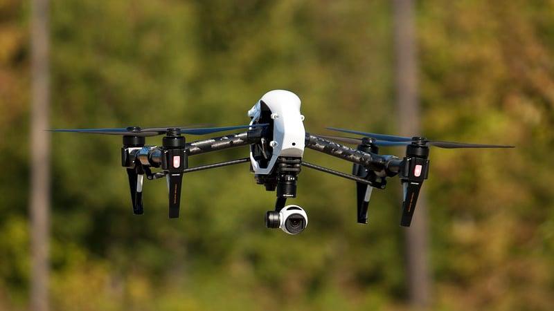 Drones serão usados para fiscalizar população, em Foz do Iguaçu