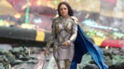 Tessa Thompson diz que próximos filmes da Marvel terão mais diversidade