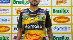 Novorizontino anuncia a contratação do lateral Willean Lepu