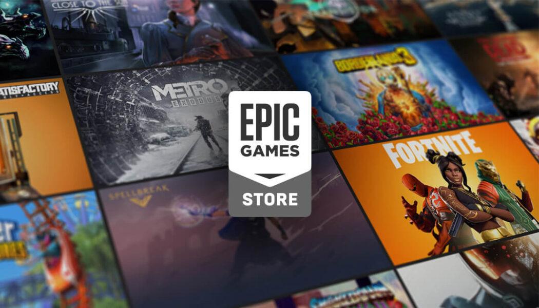 Catálogo Epic Games Store