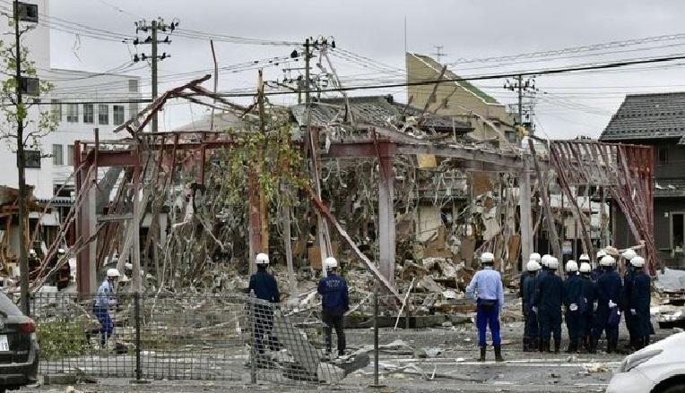 Explosão em restaurante no Japão mata 1 e deixa 17 feridos
