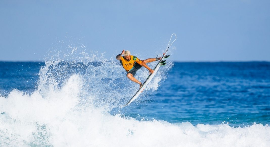 WSL cancela Circuito Mundial de Surf de 2020