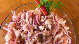 Aprenda o preparo do Ceviche de Tilápia