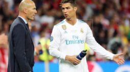 Possível novo dono do Olympique de Marselha sonha em contratar Zidane e Cristiano Ronaldo