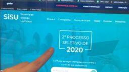 Inscrições para o Sisu: confira o cronograma do 2° processo seletivo de 2020