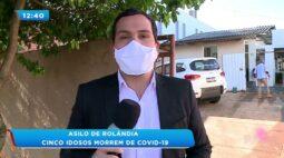 Asilo de Rolândia: cinco idosos morrem de covid-19