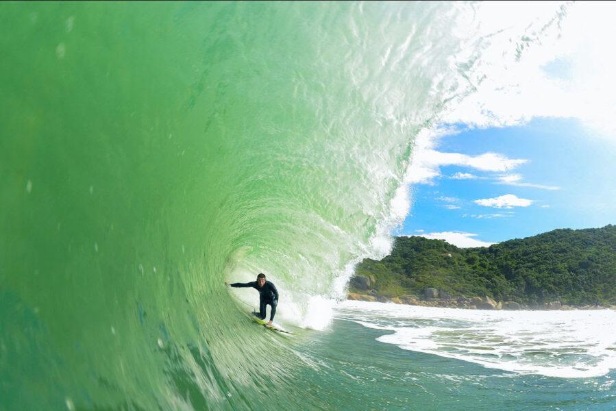 José Muniz vence a Expression Session Virtual do Surf Talentos Oceano