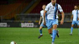 Lazio perde para o Sassuolo e pode ver Juventus aumentar vantagem na ponta