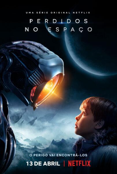 Netflix divulga trailer completo e pôster de 'Perdidos no Espaço'