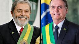 Lula e Bolsonaro: faces de uma mesma moeda?
