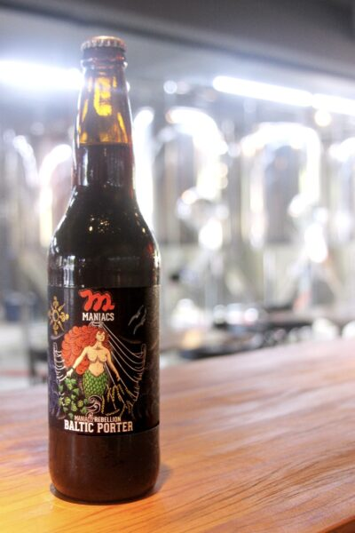 Maniacs Baltic Porter: cervejaria artesanal lança linha de cervejas especiais, com edição limitada