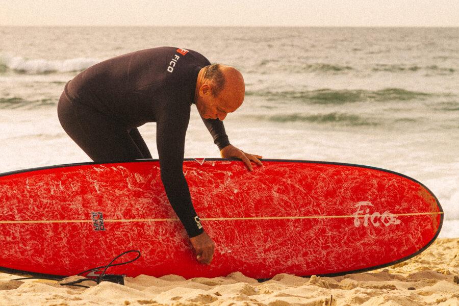 Raphael Levy ganha documentário sobre seu legado no surf