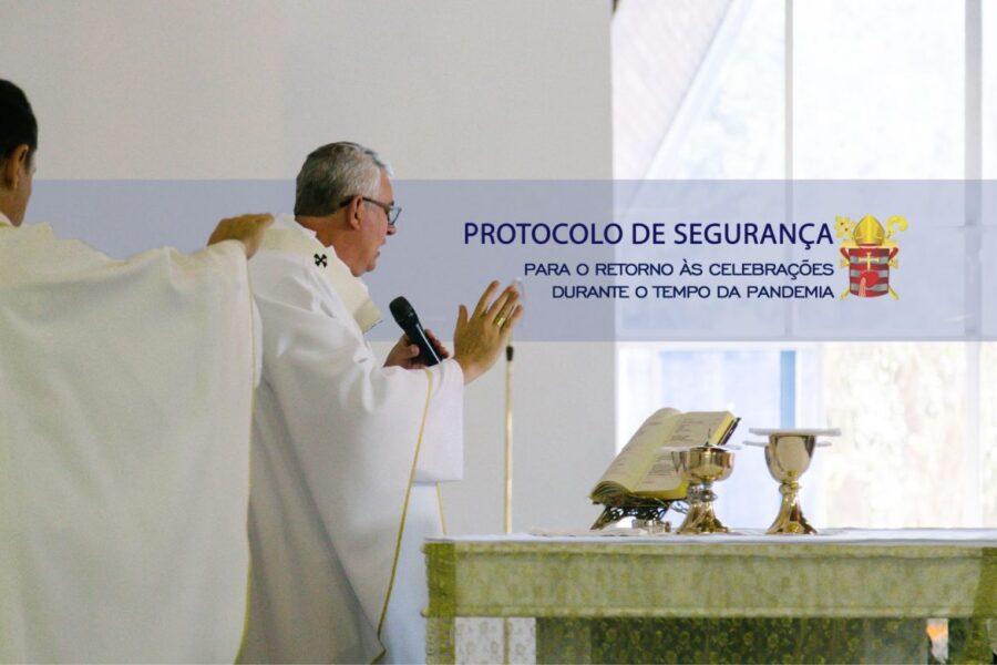 Confira o protocolo de segurança para retorno das missas em Londrina
