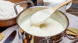 Como fazer molho branco: aprenda 2 receitas simples