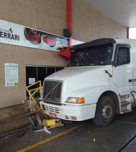 Motorista de Porecatu morre atropelado pelo próprio caminhão em Florestópolis