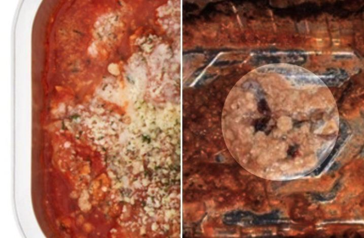 """Mulher encontra rato morto em prato de comida: """"vomitei por 12h"""""""