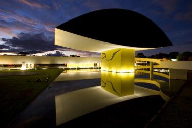 Museu Oscar Niemeyer: ações virtuais da quarentena em hotsite