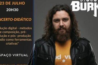 Músico londrinense realiza concerto virtual na quinta-feira