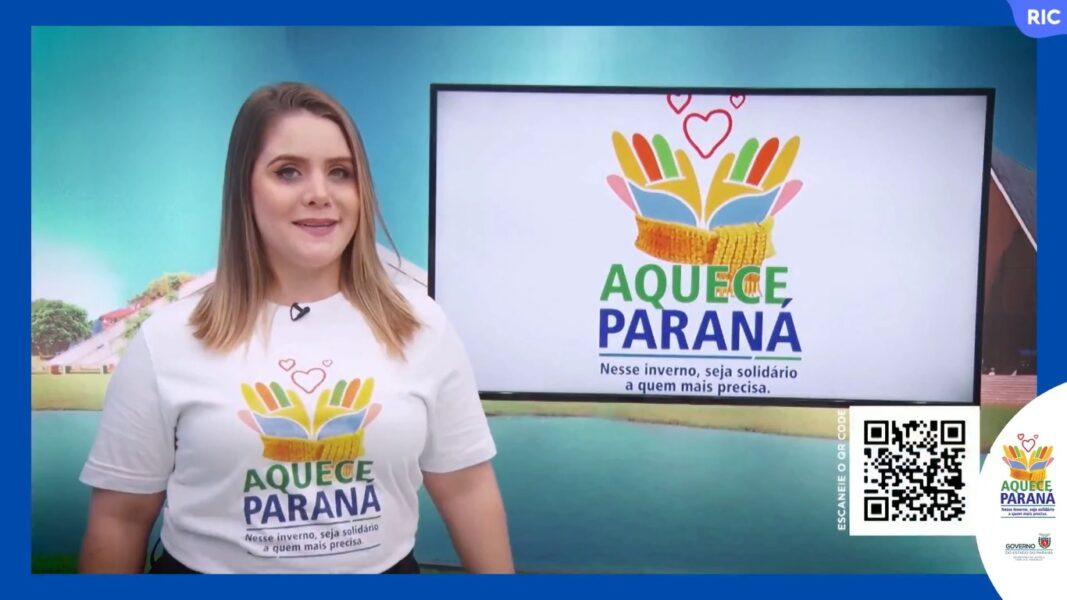 Campanha do agasalho 2020: ajude quem precisa no Oeste do Paraná
