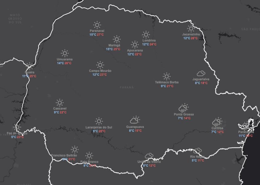 previsao-tempo-frio-quinta