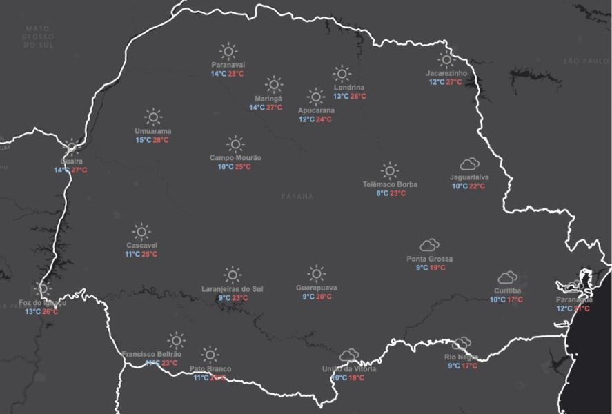 previsao-tempo-frio-sexta