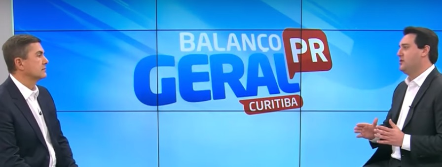 Governo do Paraná vai avaliar hoje se estende quarentena restritiva, diz Ratinho Junior