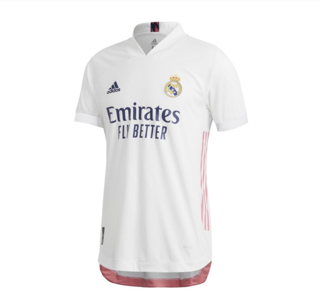 Real Madrid anuncia uniformes para temporada 2020/21