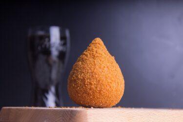 Receita de coxinha de frango fácil e simples