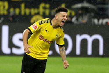 Diretor do Borussia Dortmund confirma transferência de Jadon Sancho para o Manchester United