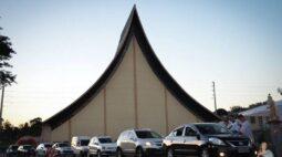 Dia de São Cristóvão: Curitiba tem bênçãos para motoristas neste sábado (25)
