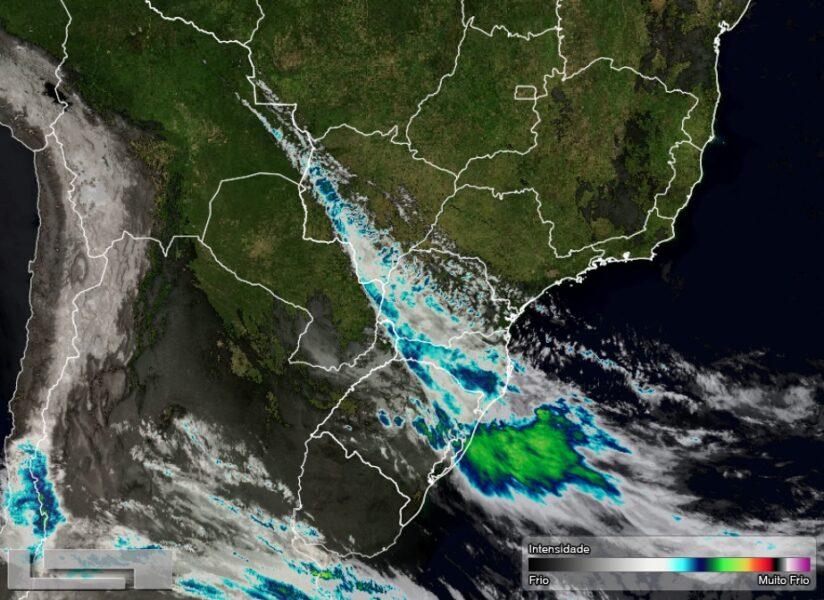 Confira a previsão do tempo desta semana em todo Paraná