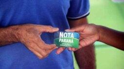 Sorteio Nota Paraná: R$ 10 milhões foram distribuídos nesta terça-feira (14)