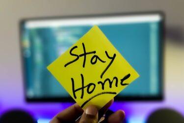 """A influência da estrutura familiar no """"ficar em casa"""""""