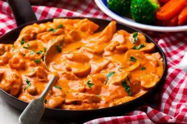 Strogonoff Vegano: receitas de palmito, cogumelo e grão-de-bico