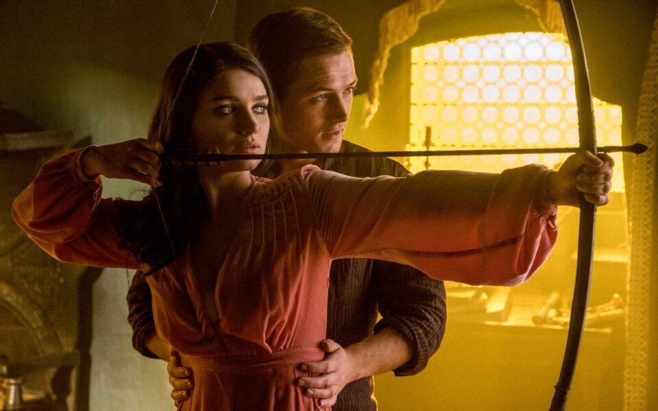 Por dentro do novo 'Robin Hood' do cinema