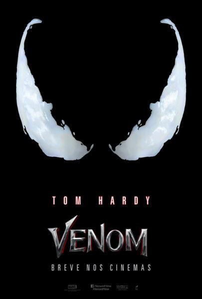 Saiu! Assista ao primeiro trailer de 'Venom'