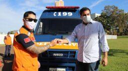 Guarda Municipal e Defesa Civil recebem novos veículos em Londrina