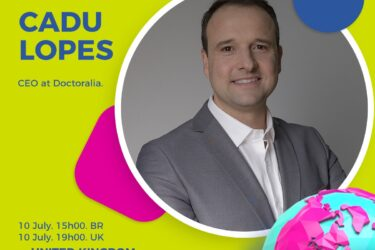 CEO da Doctoralia na Campus Party, nesta sexta-feira