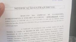 Empresários da gastronomia querem debater com Greca novo decreto do Coronavírus
