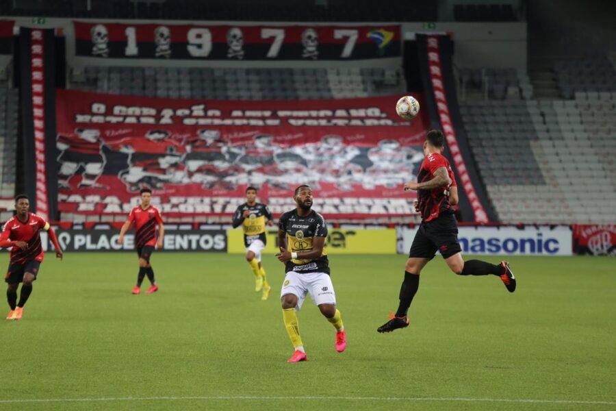 FC Cascavel x Athletico decidem vaga na grande final