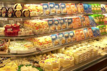 Aumento no consumo de queijo provoca subida no preço do leite